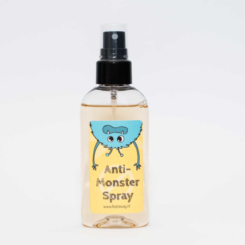Anti-monster spray
