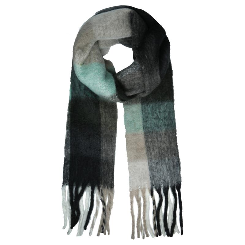 Sjaal - Winter magic - Groen