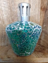 Brander kleur Groen Mozaik