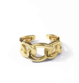Lovaly Ring Chain | Goud