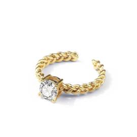 Lovaly Ring Queen B | Goud