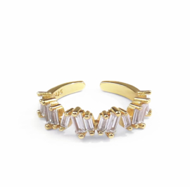 Lovaly Ring Classy | Goud