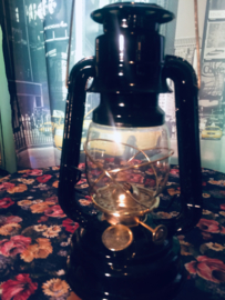 Olielamp storm luxe/camping petrol lamp new!