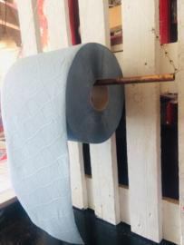 Toiletrol met houder