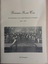 De geschiedenis van de Groninger Biljart Club