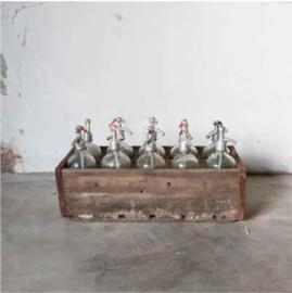 Sifons sodawater flessen