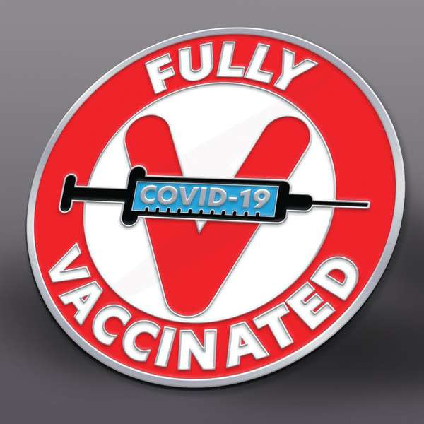 button i am vaccinated