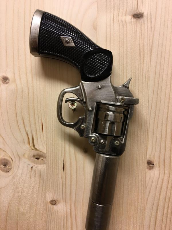wandelstok pistoolgrip en anderen
