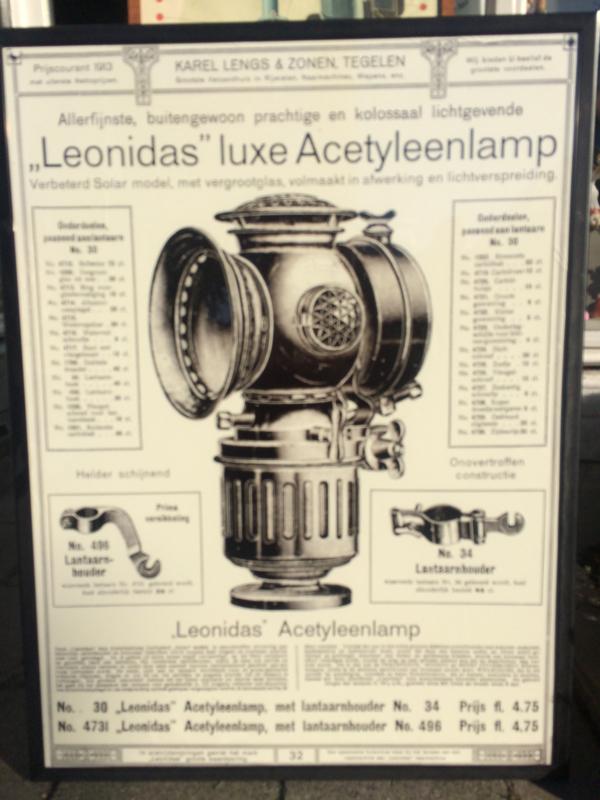 Leonidas - Karel Lengs & Zonen, Tegelen