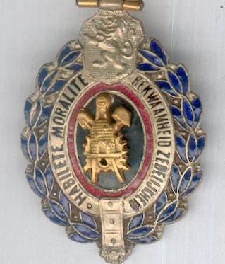 Belgische 2e klasse medailles