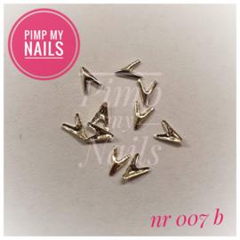 Pimp My Nails 007 B V-tjes klein