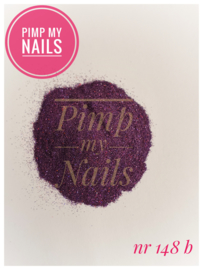 Pimp My Nails 148B donker paars