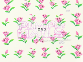 Pimp my Nails Sticker 003
