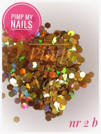 Pimp My Nails 2B goud