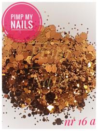 Pimp My Nails 16A cognac