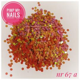 Pimp My Nails 67A rood/groen
