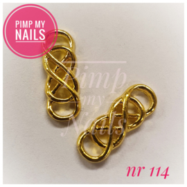 Pimp My Nails 114 double infinity