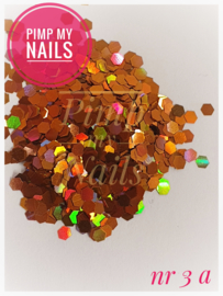 Pimp My Nails 3A licht oranje