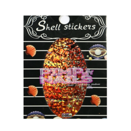 Pimp my Nails crushed shell stickers 003