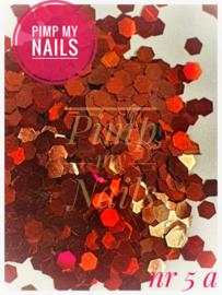 Pimp My Nails 5A bordeaux