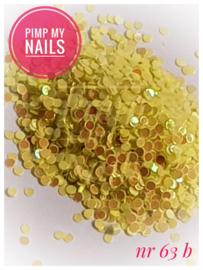 Pimp My Nails 63B geel