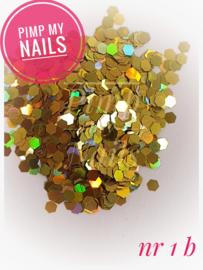 Pimp My Nails 1B geel