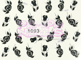 Pimp my Nails Sticker 038