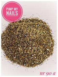 Pimp My Nails 90A goud/grijs