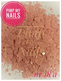 Pimp My Nails 18A roze matt