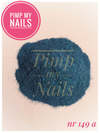Pimp My Nails 149A jeans blauw