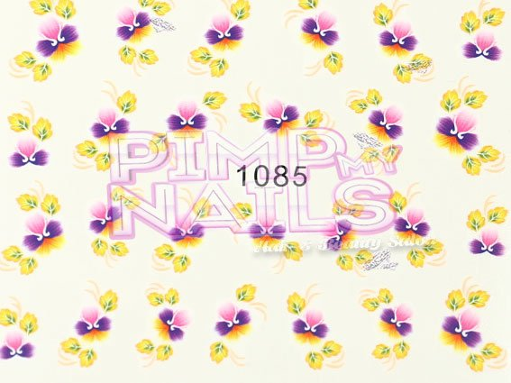 Pimp my Nails Sticker 030