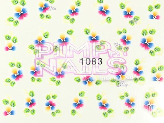 Pimp my Nails Sticker 028