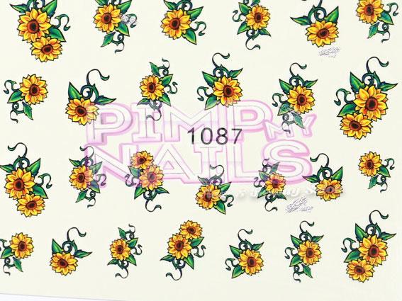 Pimp my Nails Sticker 032
