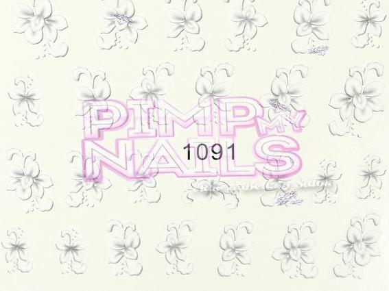 Pimp my Nails Sticker 036