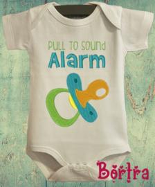 Pull to Sound alarm