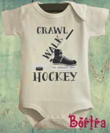 Crawl - Walk- Hockey