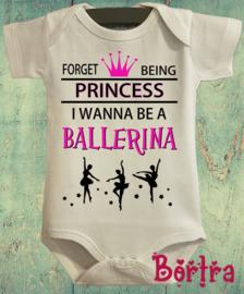 I Wanna Be A Ballerina