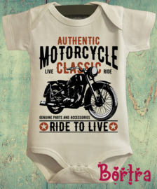 Authentic Motorcycle