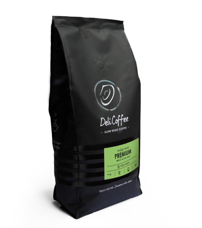 DeliCoffee Premium Freshbrew 1kg