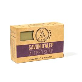 Zeep Aleppo lavendel -- 100 g