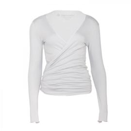 Yamadhi Wrap Jacket Light Grey