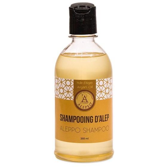 Aleppo shampoo met arganolie.