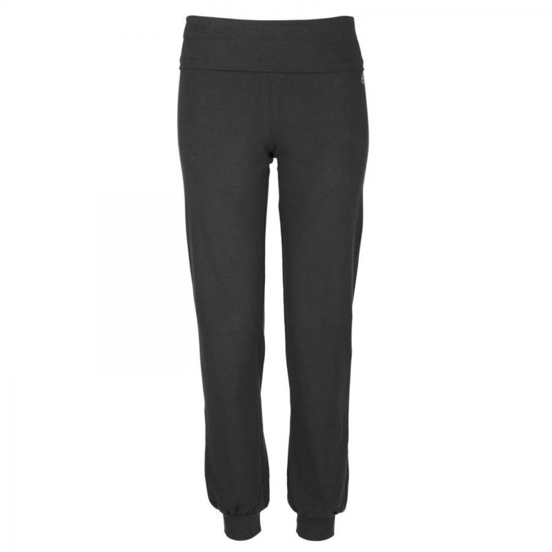 Yamadhi Roll Down Pants Black