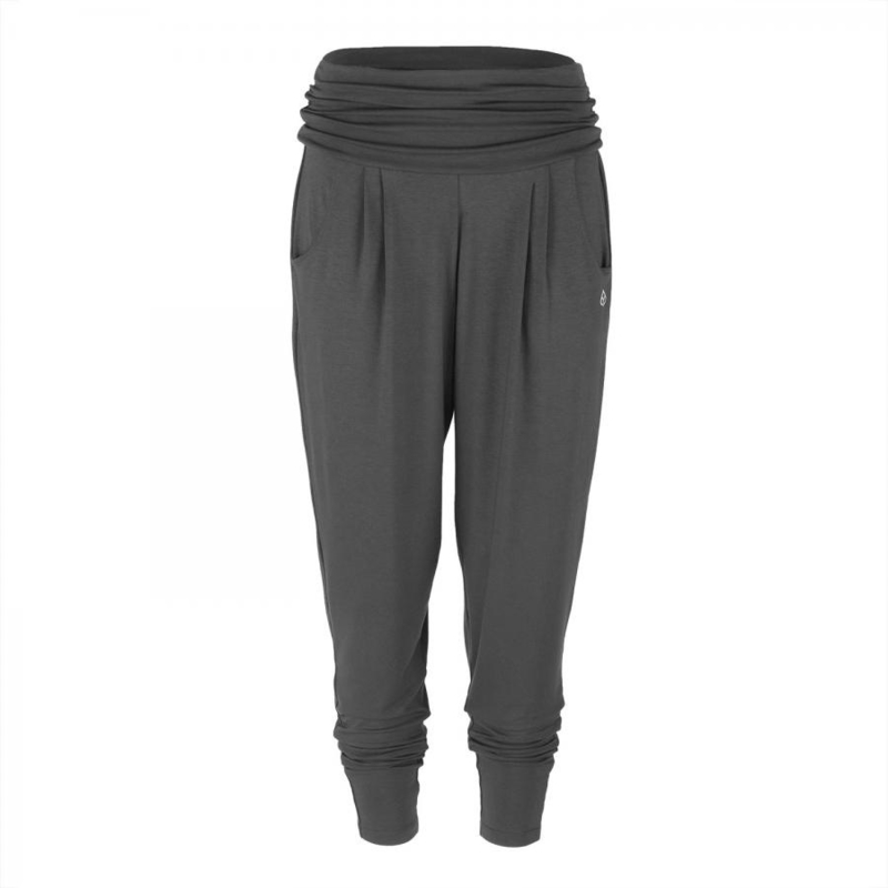 Yamadhi Loose Pants Anthracite