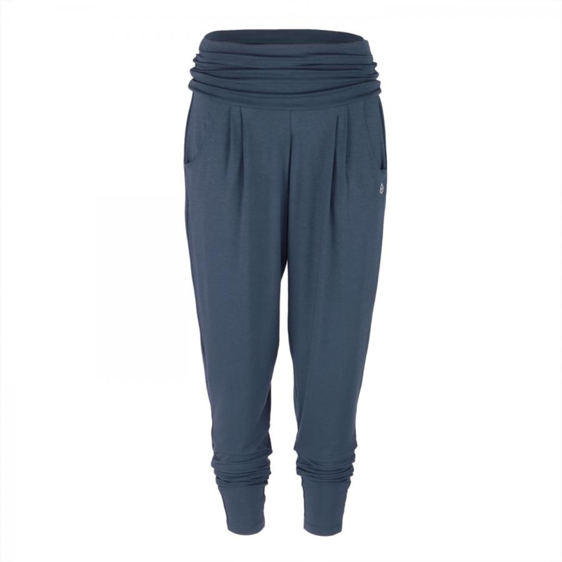 Yamadhi Loose Pants Dark Blue