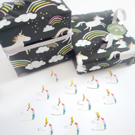 Confetti unicorns | 1 zakje van 15 gram