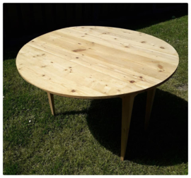 Zweeds tafeltje (klaffbord)