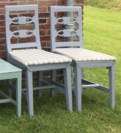 Zweedse stoelen (Frykdals stoelen)