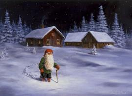 Kerstkaarten Bergerlind 383