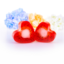 Strawberry Kiss Heart